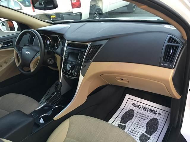 2014 Hyundai Sonata GLS 4dr Sedan - La Habra CA