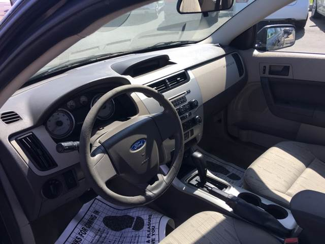 2008 Ford Focus SE 4dr Sedan - La Habra CA