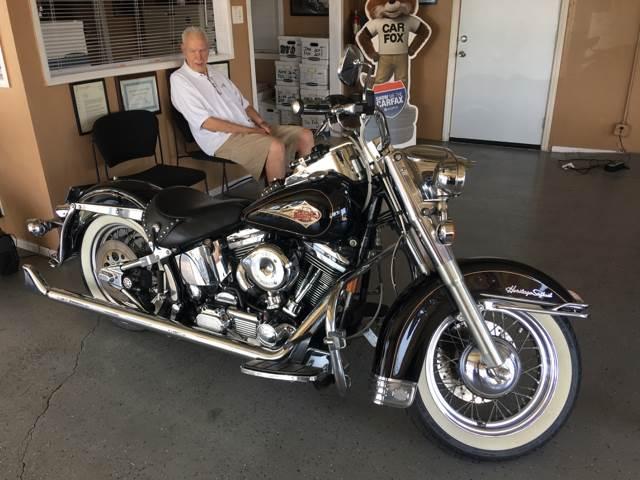 1996 Harley-Davidson heritage softtail classic  - La Habra CA