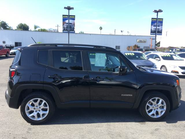 2016 Jeep Renegade Latitude 4dr SUV - La Habra CA
