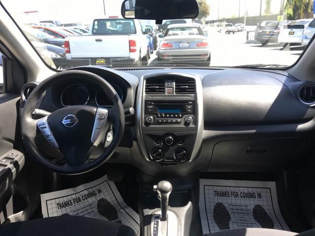 2016 Nissan Versa 1.6 SV 4dr Sedan - La Habra CA