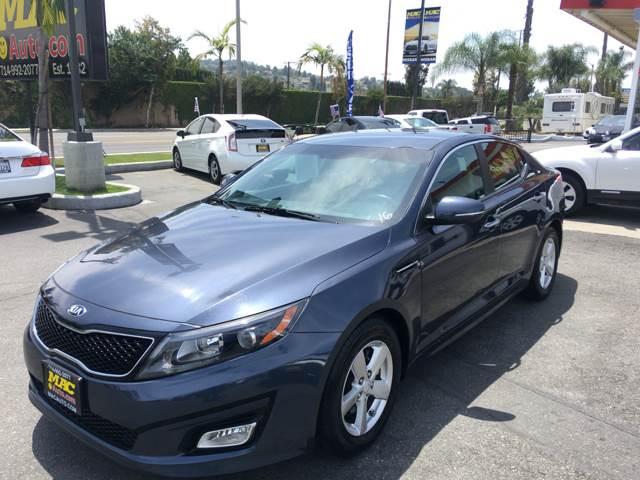 2015 Kia Optima LX 4dr Sedan - La Habra CA