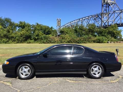 2004 Chevrolet Monte Carlo for sale in Burlington City, NJ