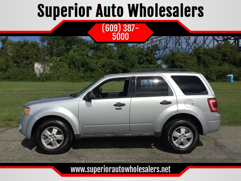 2010 Ford Escape Awd Xlt 4dr Suv In Burlington City Nj