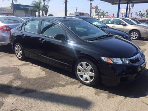 2011 honda civic for sale in san diego ca for Used honda civic san diego