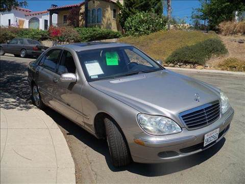 2005 Mercedes-Benz S-Class for sale in San Diego, CA