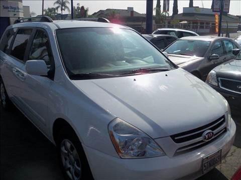 2006 Kia Sedona for sale in San Diego, CA