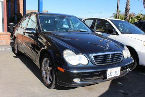2003 mercedes benz c class for sale in san diego ca. Black Bedroom Furniture Sets. Home Design Ideas
