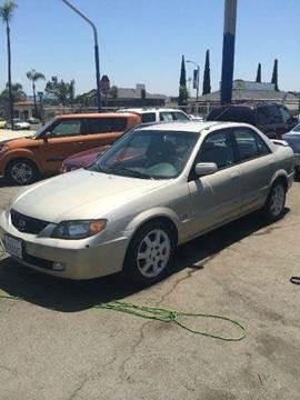 2001 Mazda Protege for sale in San Diego, CA