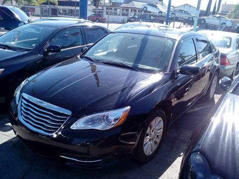 2012 Chrysler 200 for sale in San Diego, CA