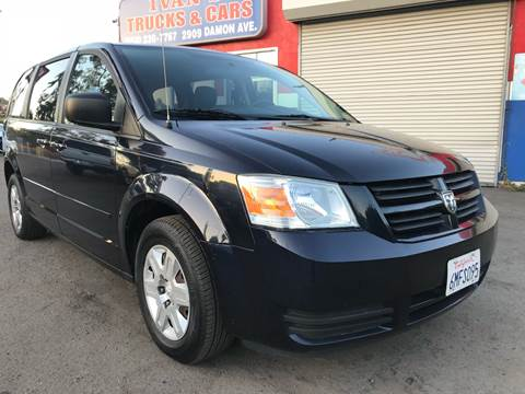2010 Dodge Grand Caravan for sale in San Diego, CA