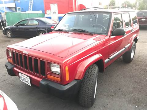1999 Jeep Cherokee for sale in San Diego, CA