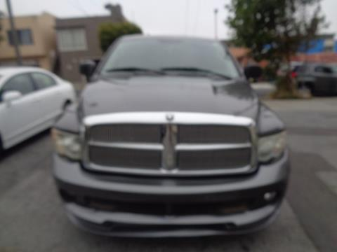 2004 Dodge Ram Pickup 1500 for sale in Daly City, CA