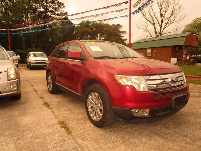 Ford Edge Limited Dr Crossover Porter Tx