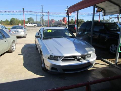 2010 Ford Mustang for sale in Porter, TX
