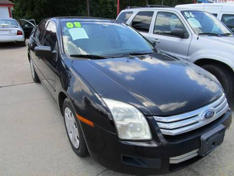 2008 Ford Fusion for sale in Porter, TX