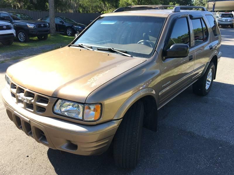 2002 Isuzu Rodeo LS 2WD 4dr SUV In Seffner FL - Preferred Motor Cars