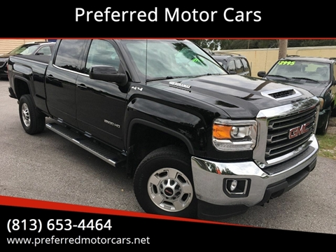 2017 GMC Sierra 2500HD for sale in Seffner, FL