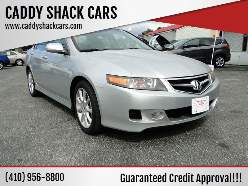 Acura Tsx Dr Sedan A In Edgewater MD CADDY SHACK CARS - 2006 acura tsx bumper
