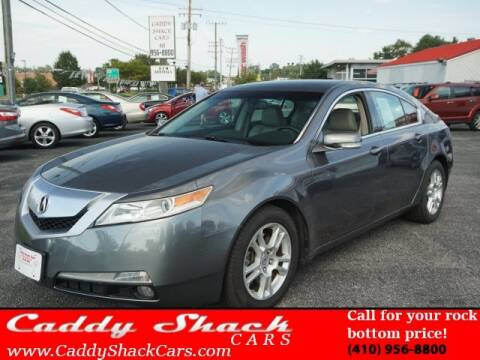 2010 Acura TL for sale in Edgewater, MD