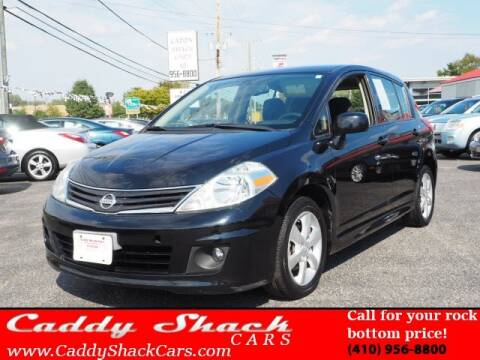 2012 Nissan Versa for sale in Edgewater, MD