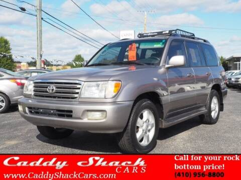 2003 Toyota Land Cruiser for sale in Edgewater, MD