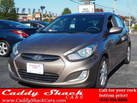 2012 Hyundai Accent for sale in Edgewater, MD