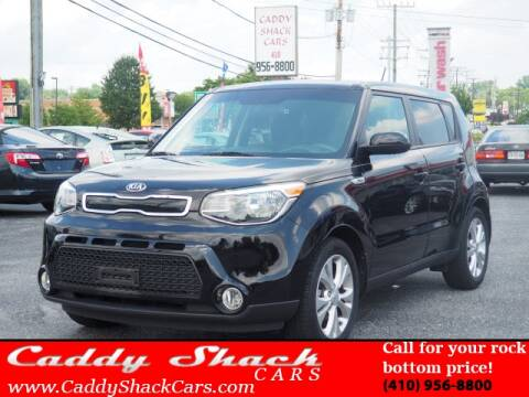 2016 Kia Soul for sale at CADDY SHACK CARS in Edgewater MD