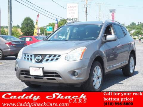 2012 Nissan Rogue for sale at CADDY SHACK CARS in Edgewater MD