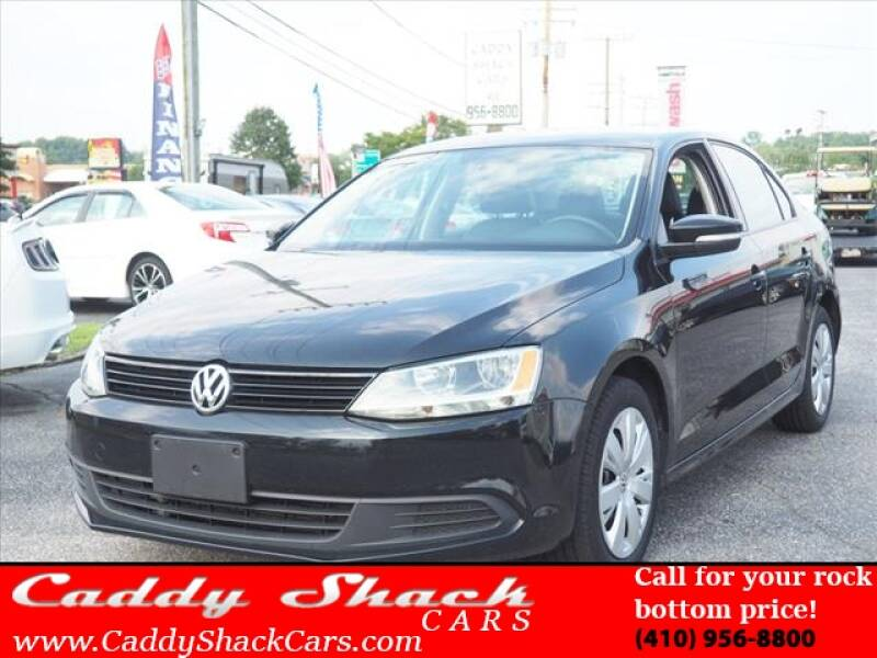 2011 Volkswagen Jetta for sale at CADDY SHACK CARS in Edgewater MD