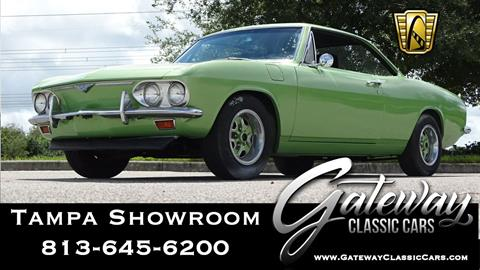1966 Chevrolet Corvair for sale in Ruskin, FL