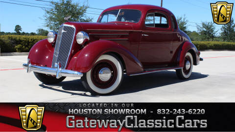1935 Chevrolet Master Deluxe for sale in Houston, TX