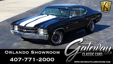 1971 Chevrolet Chevelle for sale in Lake Mary, FL