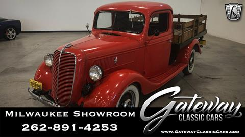 1937 Ford F-100 for sale in Kenosha, WI