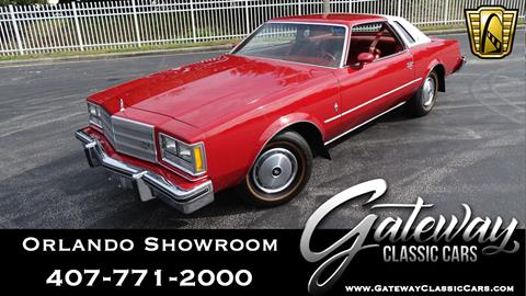 1977 Buick Regal for sale in Lake Mary, FL