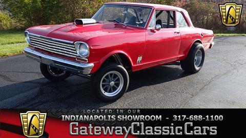 1962 Chevrolet Nova for sale in O Fallon, IL