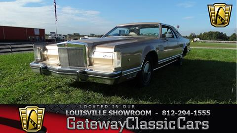 1979 Lincoln Mark VIII for sale in Memphis, IN
