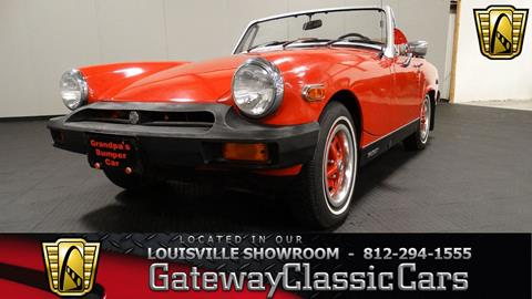 1979 MG Midget for sale in O Fallon, IL