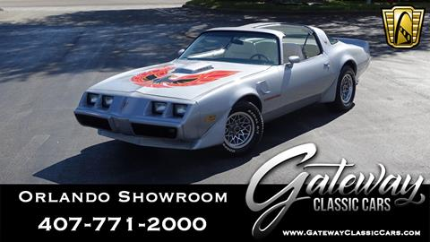 1980 Pontiac Trans Am for sale in Lake Mary, FL