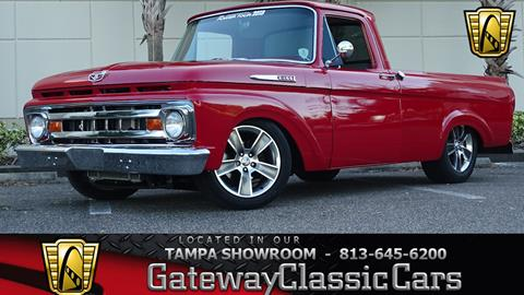 1962 Ford F-100 for sale in Ruskin, FL