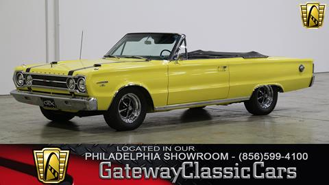 1967 Plymouth GTX for sale in O Fallon, IL