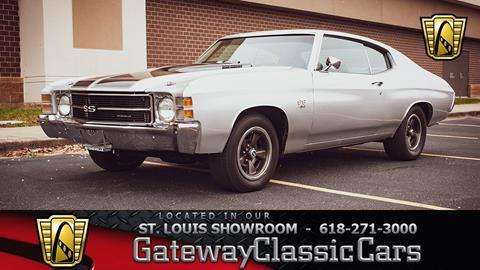 1971 Chevrolet Chevelle for sale in O'Fallon, IL