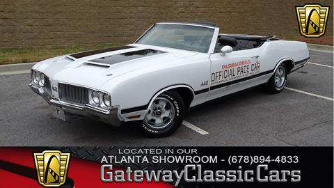 1970 Oldsmobile Cutlass for sale in Alpharetta, GA