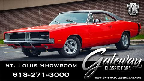 1969 Dodge Charger for sale in O'Fallon, IL