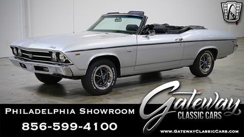 1969 Chevrolet Chevelle for sale in West Deptford, NJ