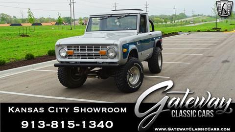 1971 Ford Bronco for sale in Olathe, KS