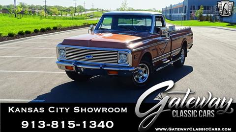 Fabulous 1971 Chevrolet C K 20 Series For Sale In Olathe Ks Beatyapartments Chair Design Images Beatyapartmentscom