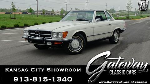 1972 Mercedes-Benz 350-Class for sale in Olathe, KS