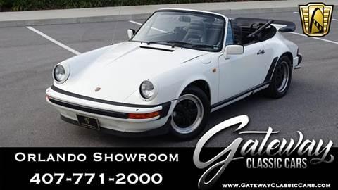 1983 Porsche 911 for sale in O Fallon, IL