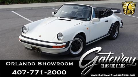 1983 Porsche 911 for sale in Lake Mary, FL